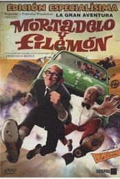 Mortadelo & Filemon คู่หูสายลับสุดบ๊องส์