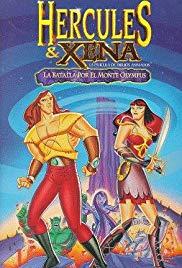 Hercules Animation เฮอร์คิวลีส 1997