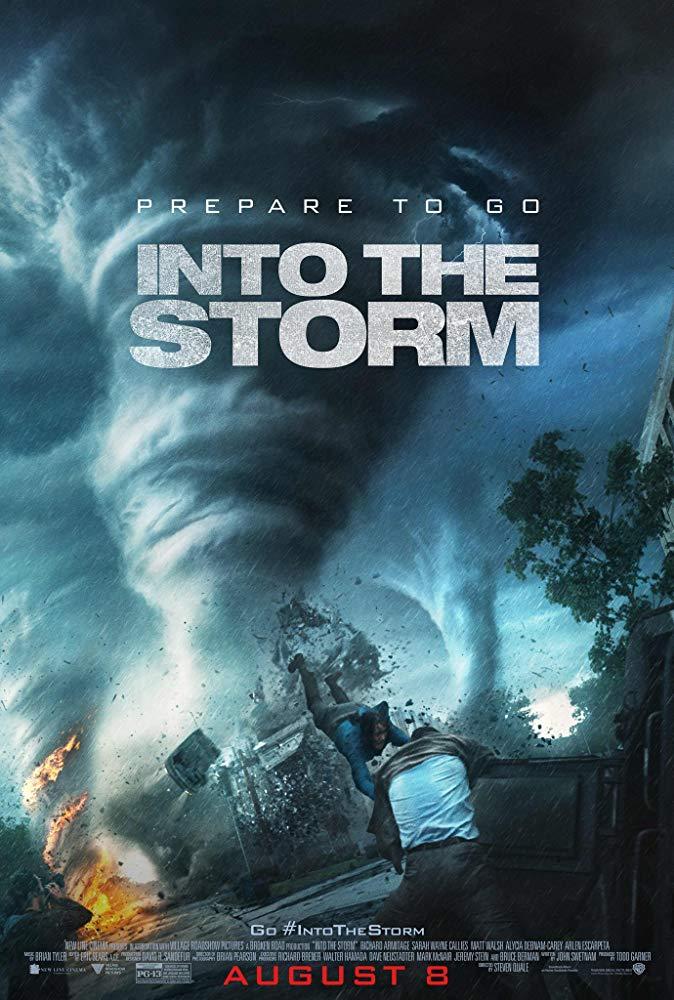 Into the Storm (2014) โคตรพายุมหาวิบัติกินเมือง