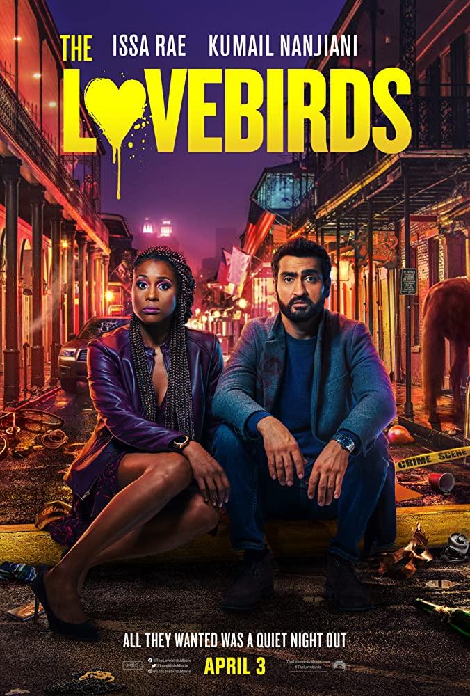 THE LOVEBIRDS (2020) เดอะ เลิฟเบิร์ดส์ [ซับไทย]