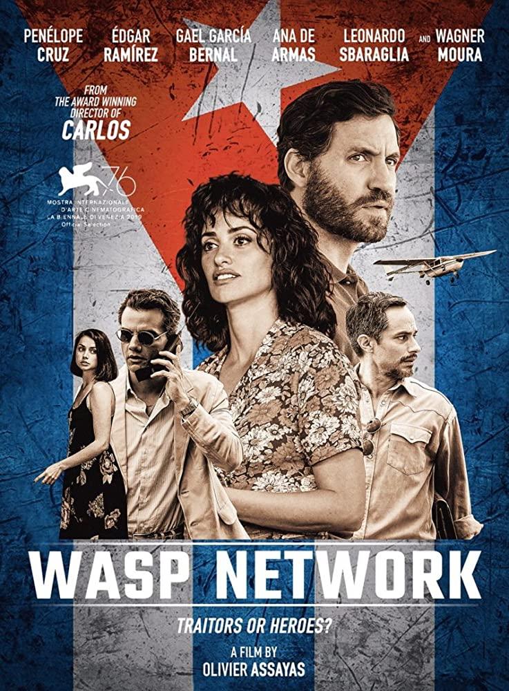 Wasp Network | Netflix (2019) เครือข่ายอสรพิษ