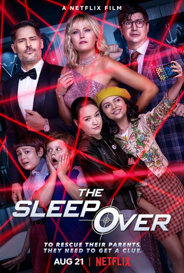 The Sleepover เดอะ สลีปโอเวอร์ (2020)