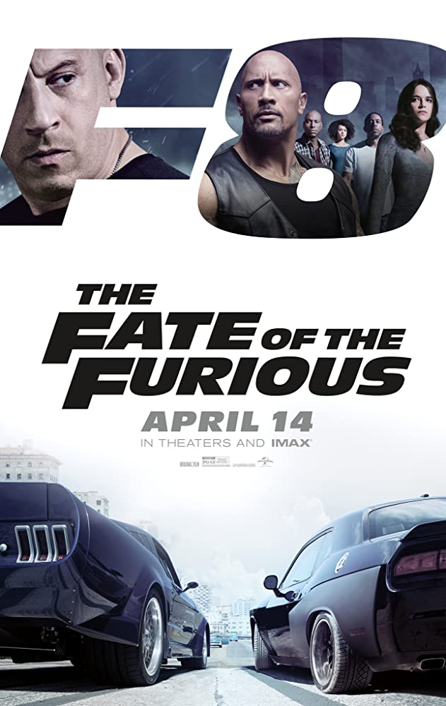 Fast And Furious 8 (2017) เร็วแรงทะลุนรก 8