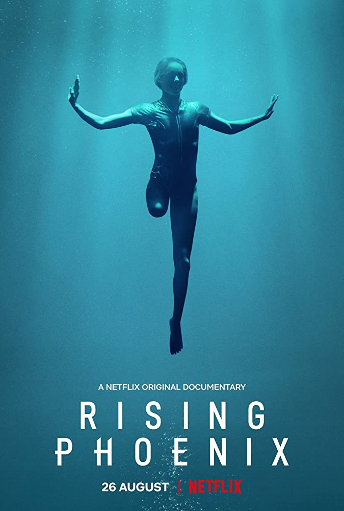 Rising Phoenix   Netflix (2020) พาราลิมปิก จิตวิญญาณแห่งฟีนิกซ์