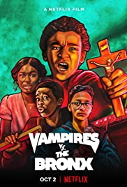 VAMPIRES VS. THE BRONX (2020) แวมไพร์บุกบรองซ์ [ซับไทย]
