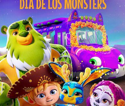 Super Monsters Dia de los Monsters   Netflix (2020) อสูรน้อยวัยป่วน วันฉลองเหล่าวิญญาณ