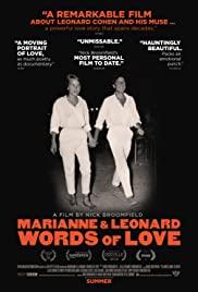 Marianne and Leonard Words of Love (2019) การพูดของความรัก