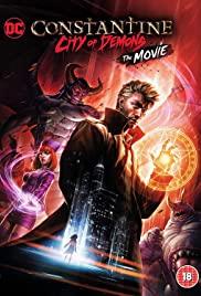 Constantine City of Demons – The Movie (2018) นครแห่งปีศาจ เดอะมูฟวี่